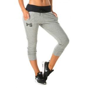 Pink Sun PS Slimfit 3/4 Womens Trackpants