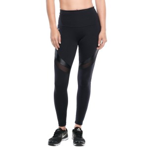 Pink Sun PS Supplex Compress Womens Full Length Tights
